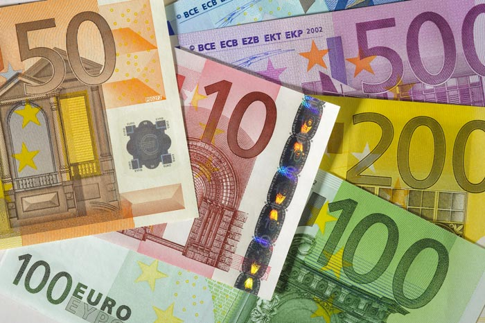 Euro Currency Spain