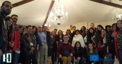 Erasmus+ Project The Change Starts With Us