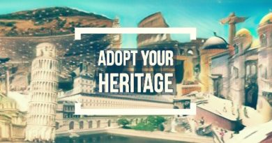 """Approved Erasmus+ Project """"Adopt Your Heritage"""""""